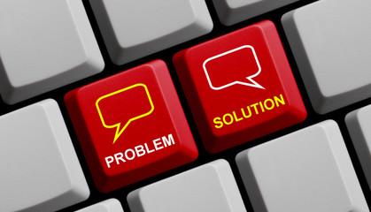 Problem - Solution online