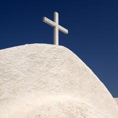 Church in Santorini.