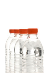 Four Bottles of Water