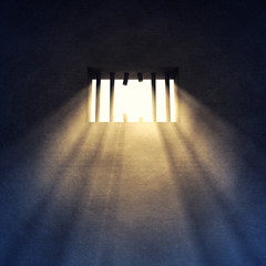 Prison cell interior ,  Prison escape , Jailbreak