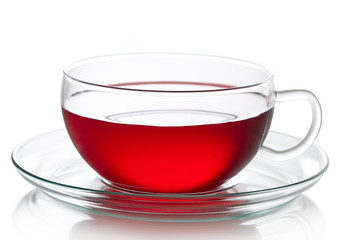 Red fruit tea