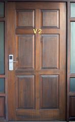 Beautiful Wooden Door