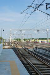 Stazione ferroviaria alta velocità