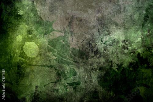Leinwandbild Motiv dark grunge background or texture