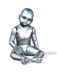 RoboBaby - Baby Robot