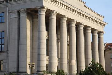 Maartynas Mazvydas Nacional Library of Lithuania