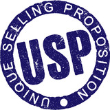 Rubber stamp USP poster