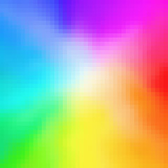 Farbspektrum Mosaik