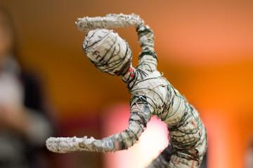 Tänzer Figur