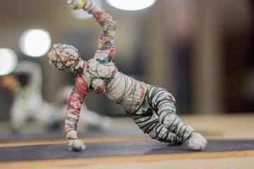 Tänzer Tanz Figur