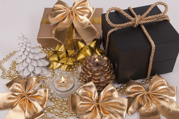 Gift, candles