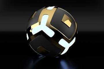 Armoured Ball