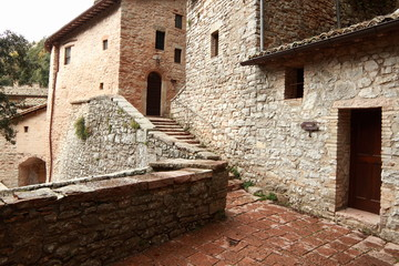 Assisi-Umbria - Hermitage of St. Francis