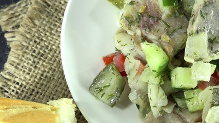 Herring Salad (seamless loopable)