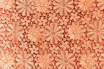 a background image of lace cloth