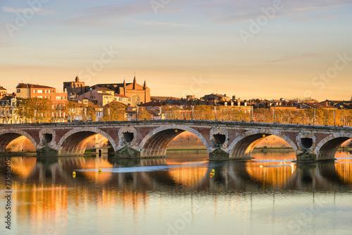 Papiers peints Europe Méditérranéenne Toulouse - Pont-Neuf