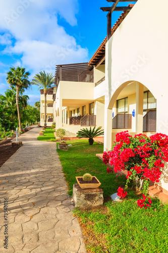 Apartments in tropical gardens, Morro Jable, Fuerteventura - 73548036
