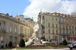 Statue commémorative, Avenida Liberdade, Lisbonne