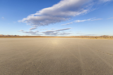 El Mirage Dry Lake Mojave