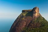 Pedra da Gavea Mountain Peak, Famous Rock Formation in Rio