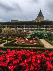 Château in Villandry, France