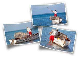 pêcheur rodriguais
