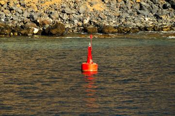 Floating Navigational Sign