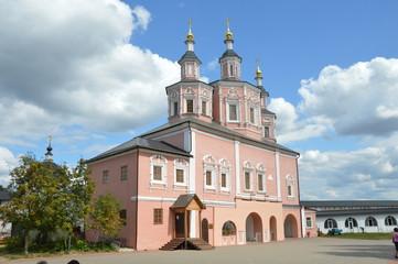 Храм Свенского монастыря