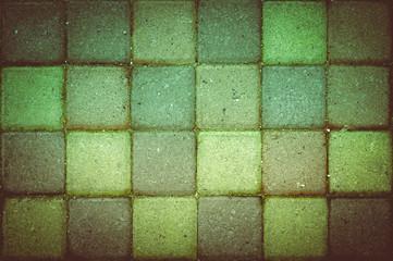 Retro look Tiles picture