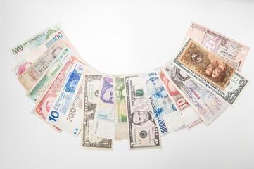 World money arch