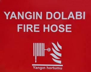 Yangın Dolabı