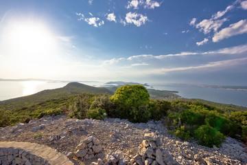 View fron Pasman island peak