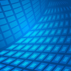 blue-abstract-background-glowing-light-flying-rectangles