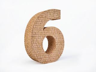 Brick Number Six