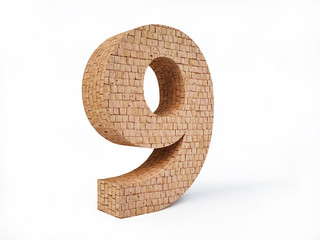 Brick Number Nine
