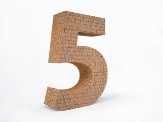 Brick Number Five