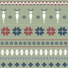 Christmas ornamental texture