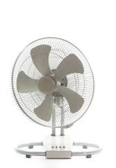industry metal fan isolate