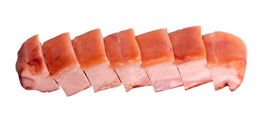 Sliced Pork Bacon