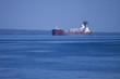 Ship On Lake Michigan - 73570264