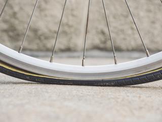 Bicycle wheel parts service