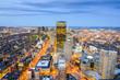 Boston, Massachusetts Downtown Cityscape