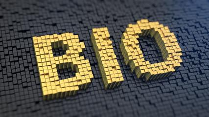 Bio cubics
