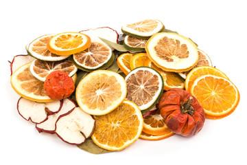 Trockene Früchte