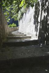Valle delle ferriere path in Amalfi