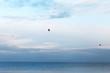 Still Baltic sea.