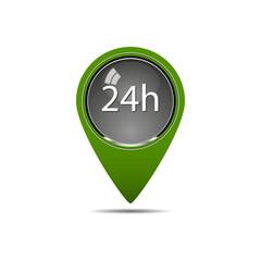 Метка 24h(Tag 24h)