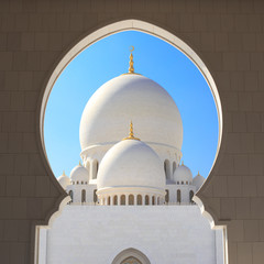 Bin Zayed Grand Mosque Abu Dhabi