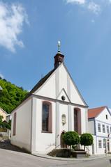 Mariahilf Kapelle in Eichstätt