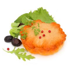 French dishes - Tielles à la Sétoise